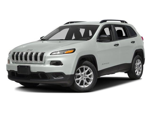 2017 Jeep Cherokee Sport Jacksonville Fl Serving St