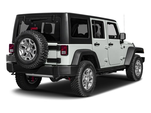 2017 Jeep Wrangler Unlimited Rubicon Jacksonville Fl Serving St Augustine Lakeside