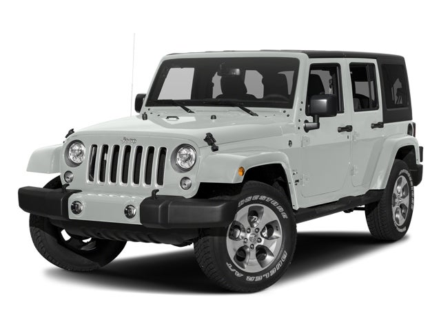 2017 jeep wrangler unlimited sahara jacksonville fl serving st. Cars Review. Best American Auto & Cars Review