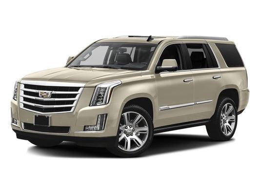 Fields Cadillac Jacksonville Florida >> 2016 Cadillac Escalade 2wd 4dr Premium Collection