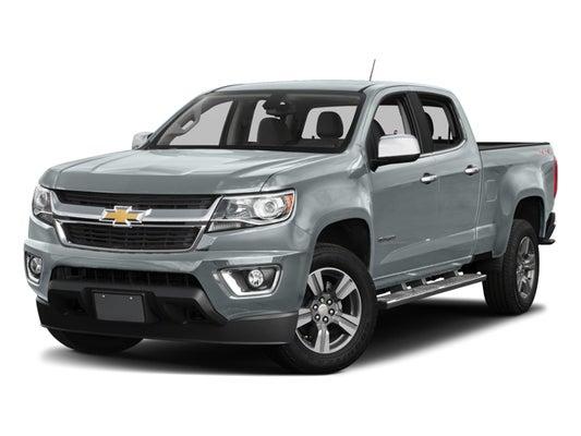 Jacksonville Chrysler Jeep Dodge Arlington >> 2018 Chevrolet Colorado LT Jacksonville FL | serving St ...