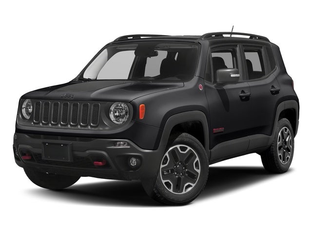 Jacksonville Chrysler Jeep Dodge Arlington >> 2018 Jeep Renegade Trailhawk Jacksonville FL | serving St. Augustine Lakeside Gainesville ...