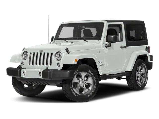 Jacksonville Chrysler Jeep Dodge Arlington U003eu003e 2018 Jeep Wrangler JK Sahara  Jacksonville FL | Serving