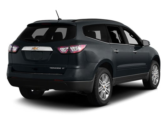 Jacksonville Chrysler Jeep Dodge Arlington >> 2014 Chevrolet Traverse LS Jacksonville FL | serving St ...