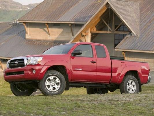 2005 Toyota Tacoma Access 128