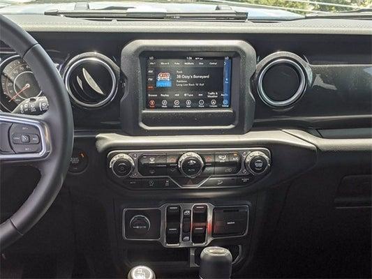 2020 Jeep Wrangler Unlimited Sahara Jacksonville FL ...