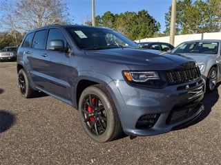 Jeep Grand Cherokee Srt 2020 Blue